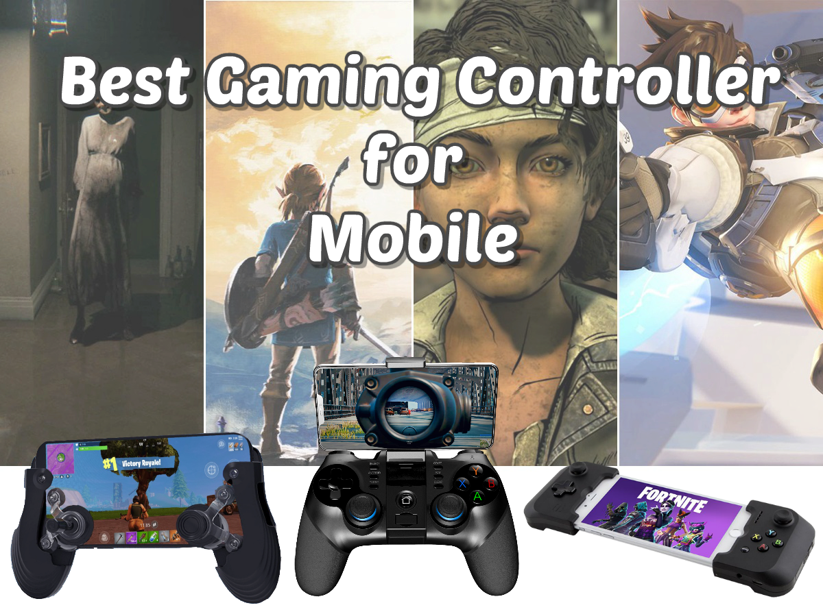 Best Gaming Controller For Mobile